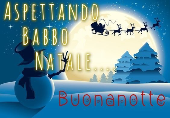 Buonanotte Vigilia Di Natale Toghigipaper