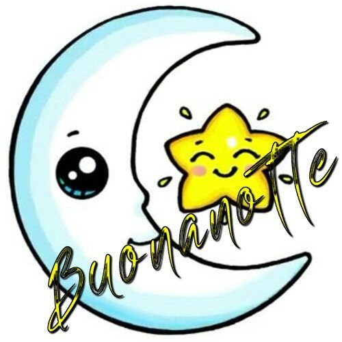 luna buonanotte