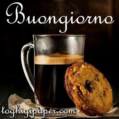 Buongiorno caffè belle e nuove immagini gratis