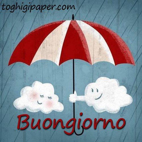 Buongiorno Con La Pioggia Immagini E Frasi Immaginiwhatsappit