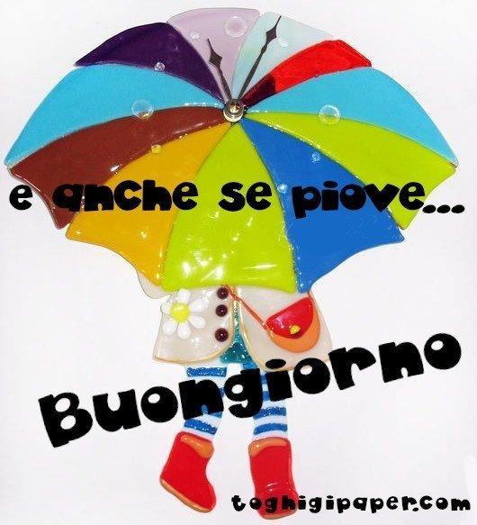 Pioggia buongiorno immagini nuove e belle da scaricare gratis