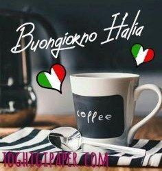 buongiorno Italia caffè immagini nuove gratis whatsapp facebook