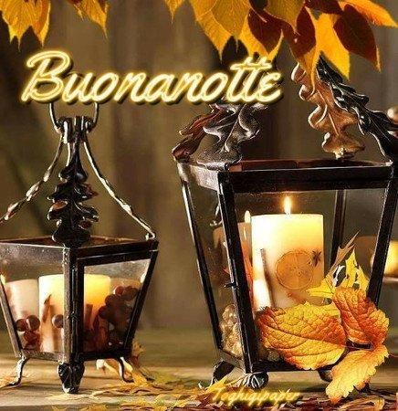 Buonanotte autunno