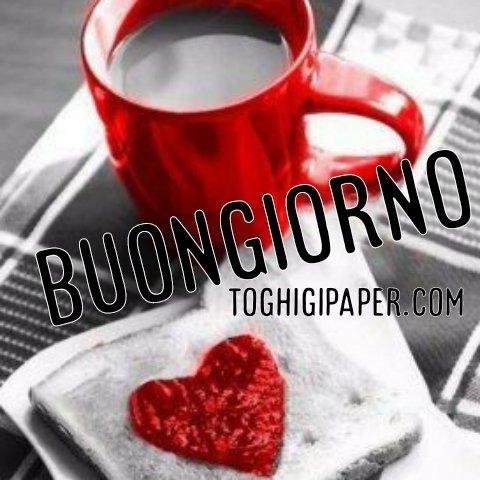 Caffè buongiorno nuove immagini gratis WhatsApp, Facebook, Instagram, Pinterest, Twitter
