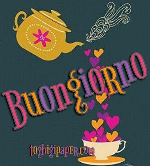Buongiorno caffè buona giornata amici nuove e belle immagini gratis per WhatsApp, Facebook, Pinterest, Instagram, Twitter