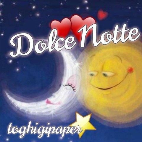 Dolce notte buonanotte nuove immagini gratis per Facebook e WhatsApp