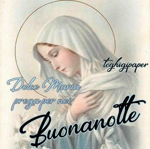 Buonanotte Gesù BELLISSIME nuove immagini gratis WhatsApp Facebook serena dolce buona notte