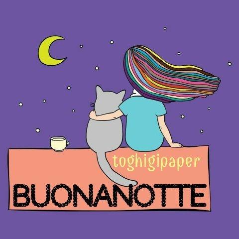 Gatti buonanotte dolci sogni immagini gratis WhatsApp nuove bacionotte dolci sogni per WhatsApp, Facebook, Pinterest, Instagram, Twitter