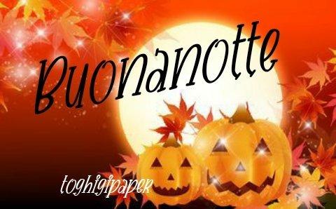 Halloween buonanotte immagini gratis WhatsApp nuove bacionotte dolci sogni per WhatsApp, Facebook, Pinterest, Instagram, Twitter