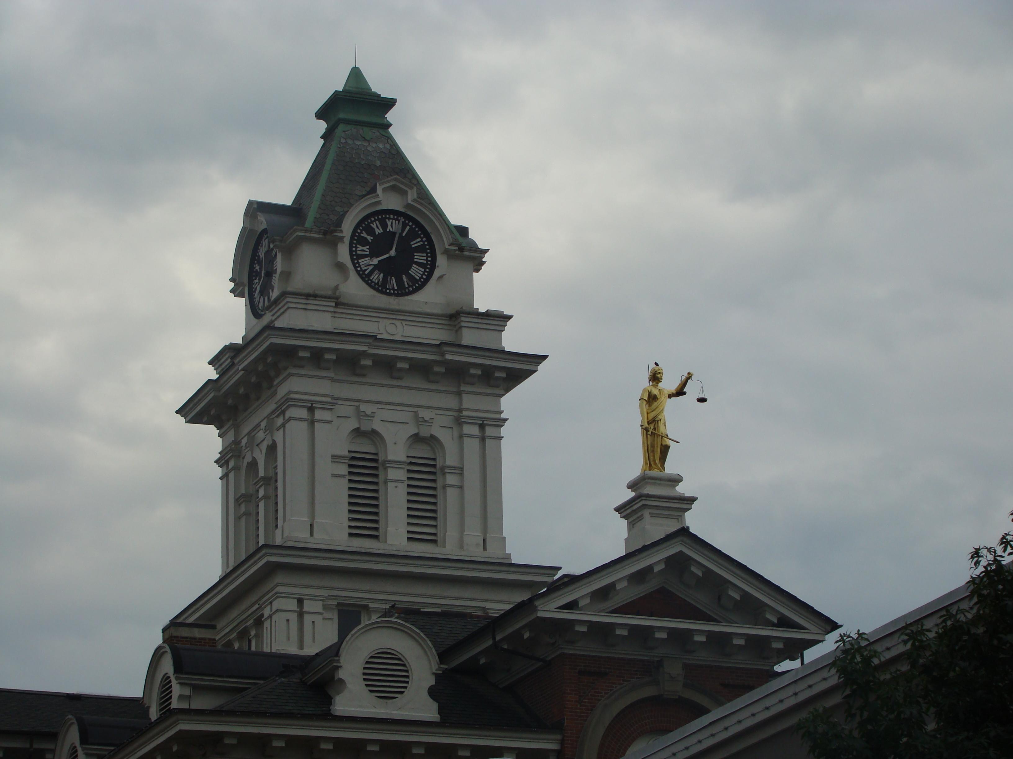 Athens Clock