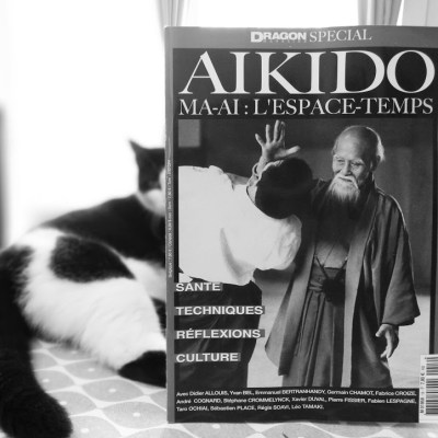 Dragon magazine Aïkido