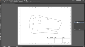 file open in Illustrator
