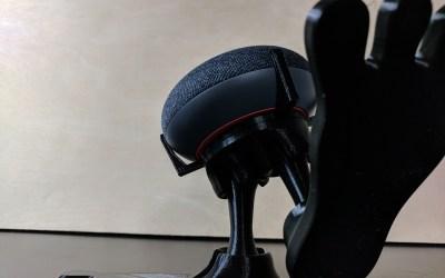 Put Feet on your Google Home Mini