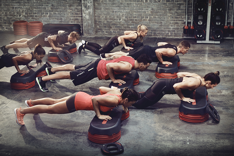 All Inclusive Hard Rocks Team With Fitness Brand Les Mills