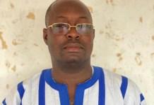 LARE Liyielibe Benjamin, président Foadan