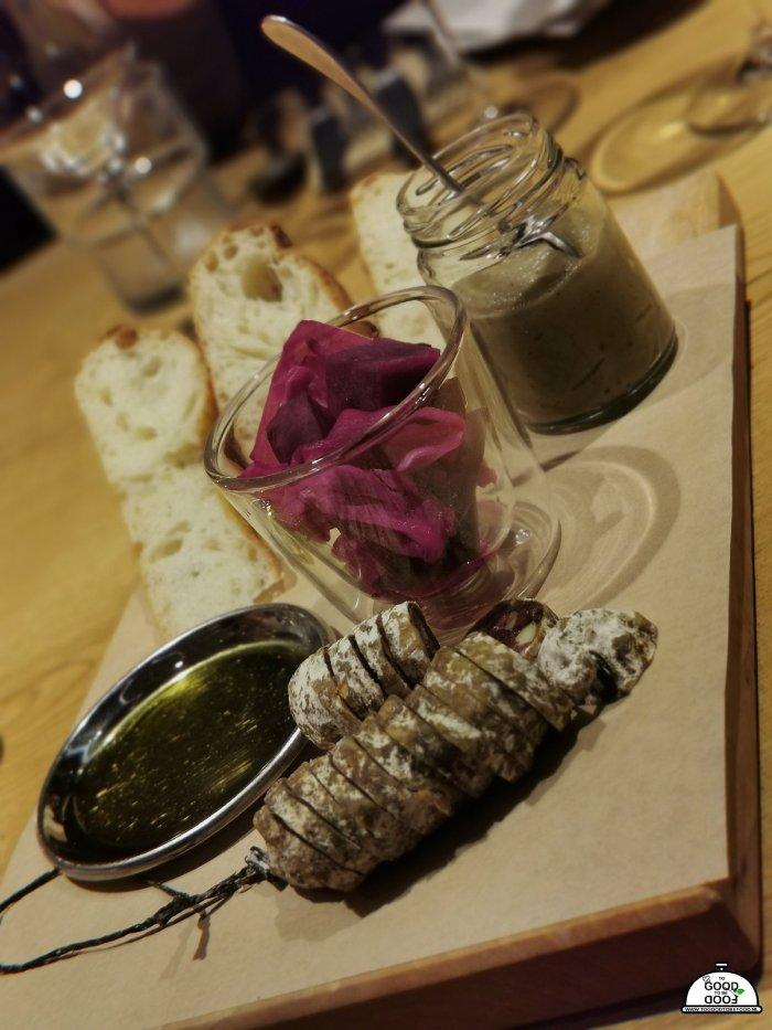 gepekelde groente - Provence olijfolie - bockworst togoodtobefood  CIRCL  Rudolf Brand RIJKS  Joris Bijdendijk