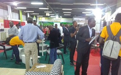 Le Salon International de lImmobilier et de lHabitat de Lom bat son plein  Togo Tribune
