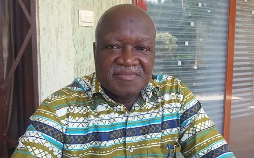 Prof. Aimé Gogué : « C'est ensemble que nous sommes forts et c'est ensemble que nous y arriverons »