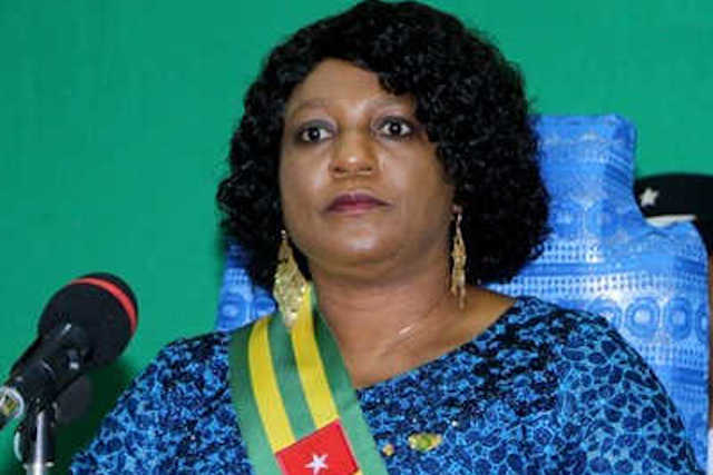 « Mademoiselle » Chantal Yawa Djigbodi Tsegan Érige un État Policier au Togo !