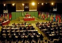 L'oppisition accusée d'attaque chimique sur la législature