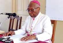 Mgr Philippe Fanoko Kpodzro