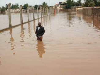 Inondations Lome a