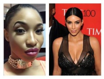 6 Ces stars nigérianes sosies des célébrités americaines [Images]