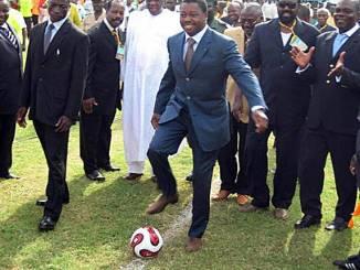 Faure sport Ces distractions de Faure Gnassingbé que vous ne soupçonniez pas!