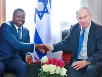 benjamin et faure Voici pourquoi Israël tient au sommet de Lomé...
