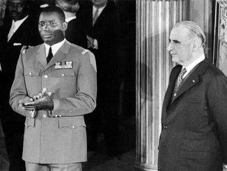wp image 1214249919 [Vidéo]: le jour où Eyadéma a tenu tête à Georges Pompidou