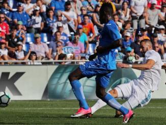 Getafe Liga: Djene Dakonam et Getafe impuissants face à Cristiano Ronaldo