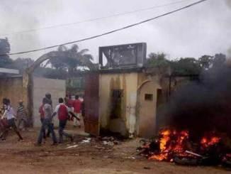 SOKODE Sanglantes répressions à Sokodé: des cadres Tem interpellés