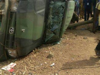WhatsApp Image 2017 12 11 at 13.16.15 [Urgent]: un mort dans l'accident d'un véhicule militaire à Kanté
