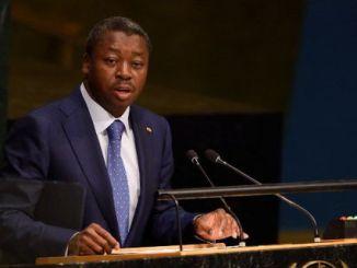 faure gnassingbe onu Sortie de crise : ce que Faure Gnassingbé a promis à Buhari ce vendredi