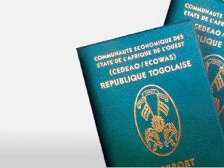 passeport togo Classement des meilleurs passeport en Afrique: le Togo à la traine!