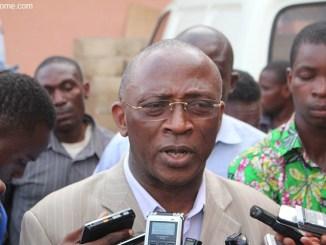 Apevon Tension au sein de la coalition: Me Dodji Apevon déballe tout !