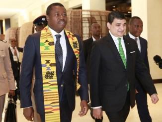faure accra Togo: les (vraies) raisons du voyage de Faure Gnassingbé à Accra ce mercredi