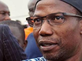 salifou Dialogue délocalisé à Accra: Tikpi Atchadam annoncé aux discussions
