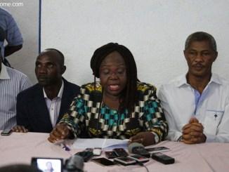 coalition n Blocage du dialogue au Togo: la position de l'opposition