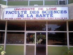 fss UL: situation tendue à la faculté de médecine ce vendredi matin [Images]