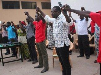 stt3  Togo : les travailleurs de nouveau dans la rue
