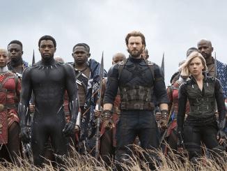 avengers infinity war Avengers 3: plus d'un milliard de dollars récoltés en 2 semaines