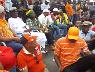 coalition opposition Dialogue au Togo: boudée par Akufo-Addo, la C14 menace...