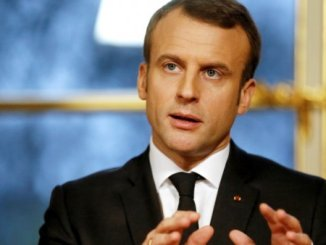 """macron union africaine """"L'Union africaine (UA) ne peut rien pour le Togo""""- Emmanuel Macron"""