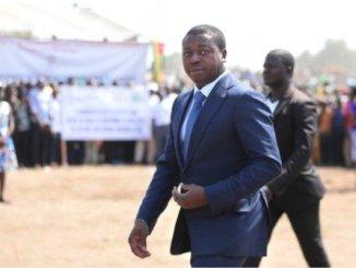mairie daneho Anfoin: quand le maire d'Aneho se ridiculise devant Faure Gnassingbé