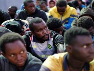 migrants 2 Esclavage en Libye : l'émouvant témoignage d'un togolais rapatrié