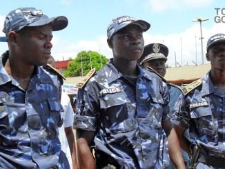 1000 policiers vont etre recrutes ng image full Couvre-feu: nuit d'enfer pour les populations d'Agoè Logopé