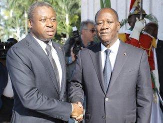 F O Crise au Togo: comment Alassane Ouattara a piégé Faure Gnassingbé
