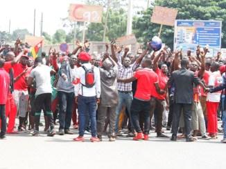 MG15561 Togo: le Général Yark interdit les manifestations politiques jusqu'en août