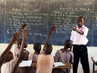 enseignant Togo: le statut particulier des enseignants (enfin) voté